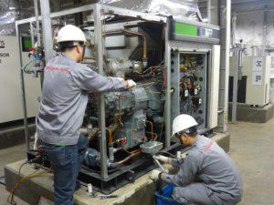 Cách chọn dầu cho máy nén khí