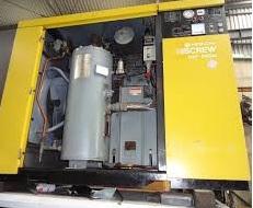 Việt Á cung cấp dầu bôi trơn cho máy nén khí trục vít tại hà nội