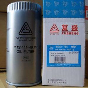Lọc dầu máy Fusheng 37Kw